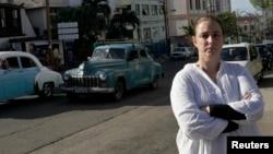 La artista Tania Bruguera fue liberada la tarde del 2 de enero.