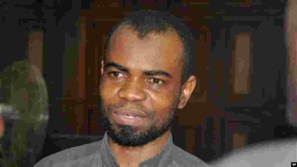 Kabiru Sokoto, mutumin da ake kyautata zaton yana da hannu a kaiwa wata majami'a harin bom ranar kirsimati a Najeriya.
