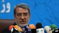 İran İçişleri Bakanı Abdurrıza Rahmani Fazlı