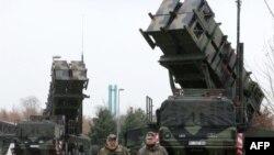 Біля Варшави тривають польсько-американські навчання з протиповітряної оборони