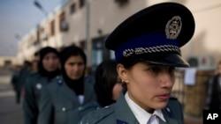 حضور زنان در اردو و پولیس کمرنگ است