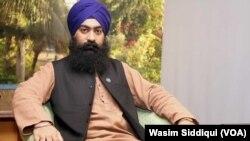 پاکستان سکھ کونسل کے پیٹرن ان چیف سردار رمیش سنگھ خالصہ