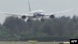 Boing 787 u Singapuru