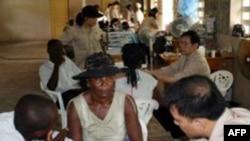 路竹会 在海地进行医疗救援