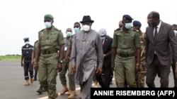 Goodluck Jonathan yahoze ari perezida wa Nijeriya