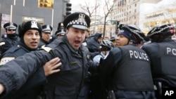 شکاگو پولیس کے اہلکار (فائل فوٹو)