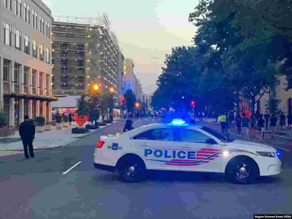 Maandamano Washington, DC.