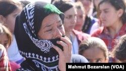 Jazidi u izbegličkom kampu u Turskoj