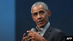 Mantan Presiden AS Barack Obama