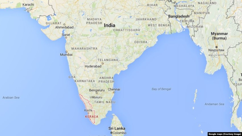 Indian Woman Says She Was d By 3 Church Priests on karad map google, lucknow map google, kolhapur map google, tamil nadu map google, gujarat map google, mumbai map google, chandigarh map google, gampaha map google, patna map google, coimbatore map google, madurai map google,