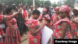WAP Women in Action for Peace