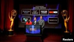 """La serie dramática """"Game of Thrones"""" ganó 19 nominaciones, y las miniseries """"Fargo"""" y """"American Horror Story: Coven"""", 18 y 17."""