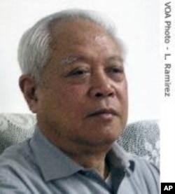 天主教愛國會副主席劉柏年(資料圖片)