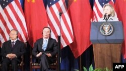 ԱՄՆ-ը և Չինաստանը քննարկում են տնտեսությանը և մարդու իրավունքներին վերաբերող խնդիրները