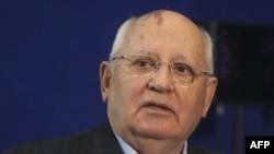 Cựu Chủ tịch Liên Xô Mikhail Gorbachev