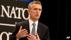 Jens Stoltenberg babban sakataren NATO