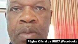 Demóstenes Amós Chilingutila, General da UNITA, Angola