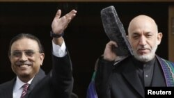 کابل بر مسوده موافقتنامه همکاری ستراتیژیک با پاکستان غور میکند