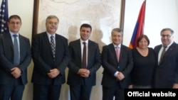 High-Ranking ARF, BDP Meeting Washington