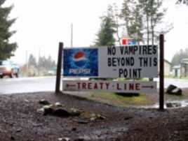 Local businesses on the Olympic Peninsula embrace the 'Twilight' tribe.