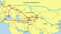The New Silk Road Post-2014