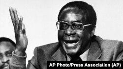 ROBERT MUGABE 1979