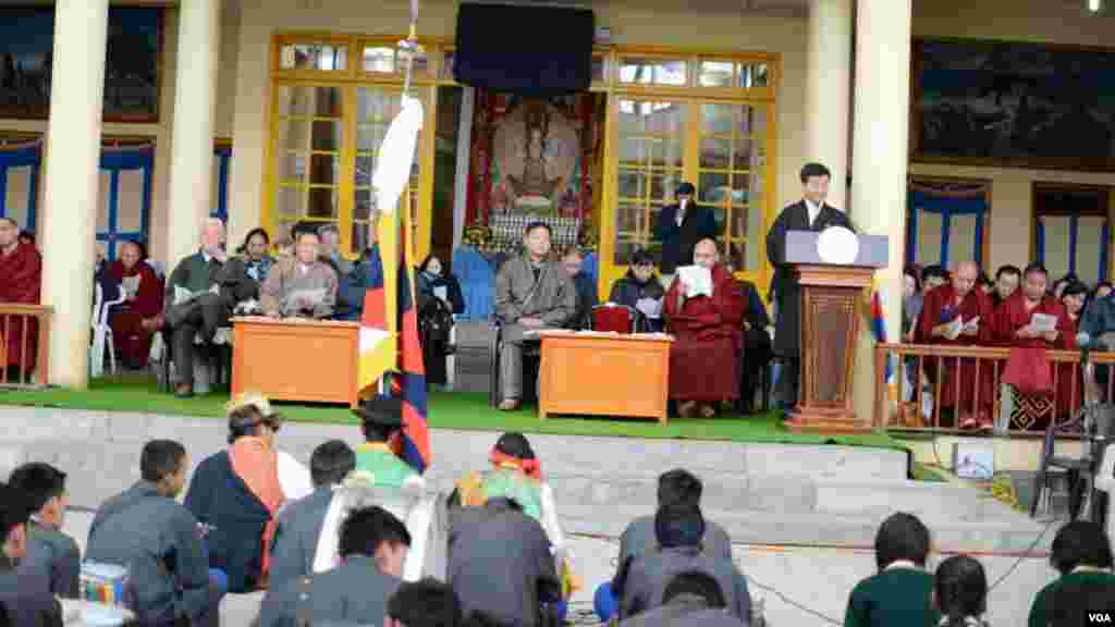 the 55th Tibetan National Uprising Day