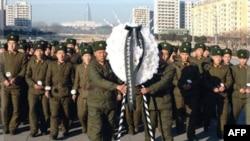 Koreja e Veriut përgatitet për t'i dhënë lamtumirën Kim Jong Il-it
