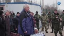 Ukrayna'da Ayrılıkçılarla Tutuklu Takası