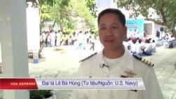 Đại tá Mỹ gốc Việt: 'Phụng sự tổ quốc là một đặc ân'