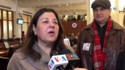 Nicaragüenses en el exterior piden que se aplique la Carta Democrática