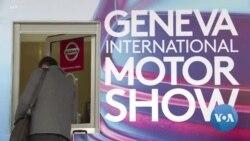 Des voitures extravagantes à l'affiche du Salon de Genève