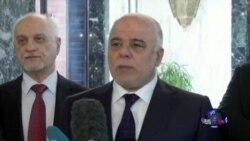 伊拉克总理要求美国提供更多军援