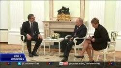 Presidenti serb diskuton me presidentin rus për Kosovën