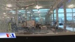 Phi trường Istanbul mở lại sau vụ tấn công khủng bố