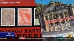 Historia dhe kultura shqiptare në pullat postare