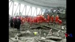 中国江西发生工程事故 67人丧生