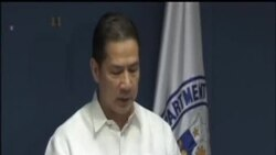 2014-02-25 美國之音視頻新聞: 菲律賓抗議中國以高壓水炮驅趕菲漁民