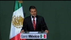 墨西哥大选初步结果显示涅托获胜