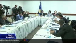 Kosove, bllokimi i parlamentit