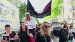Francuska: Posle stotog ubistva, nove mere protiv nasilja nad ženama