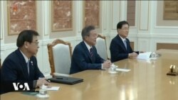 Korea Kusini na Korea Kaskazini waahidi kuwa enelo la lisilo na nuklia.