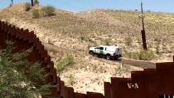 Wall Already Runs Along Parts of US-Mexico Border