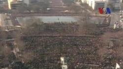 Washington, Başkan Obama'nın Yemin Törenine Hazırlanıyor