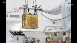 NASA-ի Perseverance մարսագնացը կարմիր մոլորակից վերցրել է թթվածնի առաջին նմուշը