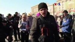 Ukrayna'da Basın Özgürlüğü Tehlikede