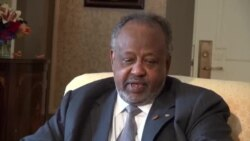 Interview du président djiboutien Ismaïl Omar Guelleh