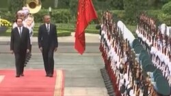 奧巴馬訪問越南 取消對越南武器禁運