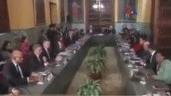 Venezuela: oposición rechaza leyes de Constituyente