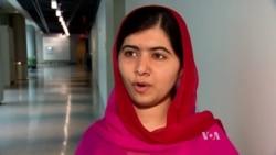 Malala Yusufzoy: Ayol liderlar ko'paysin